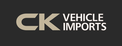 CK Vehicle Imports  logo
