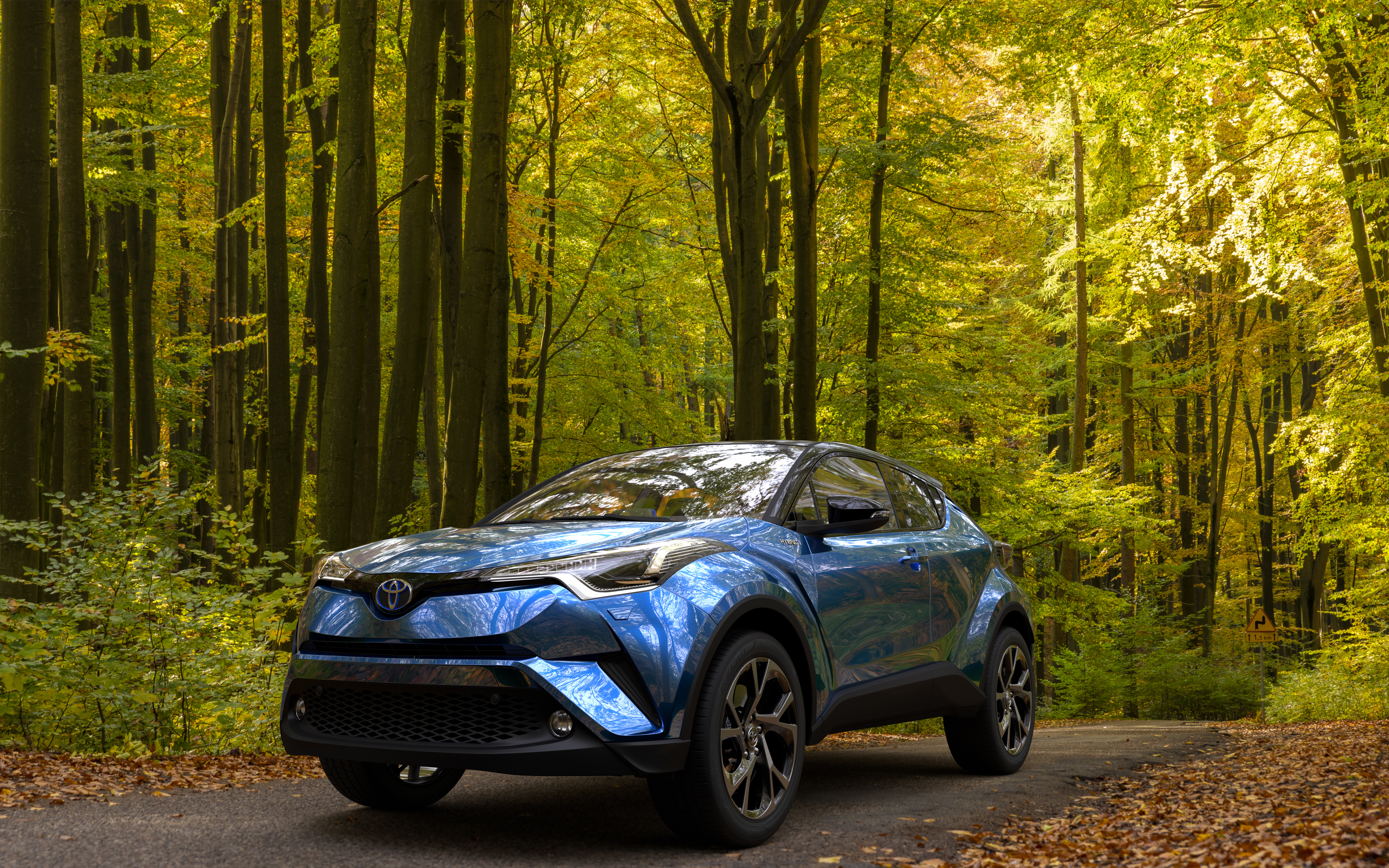 2021 Toyota CHR Review image