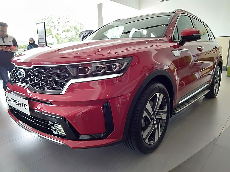 2021 Kia Sorento Review image